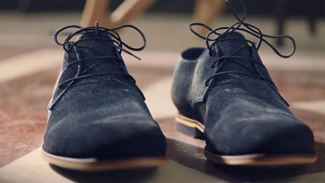 Shoes VFX for Carioca